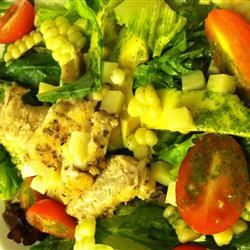 Cilantro-Lime Dressing heartcooking