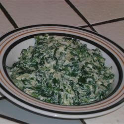 Tofu Creamed Spinach just_jam