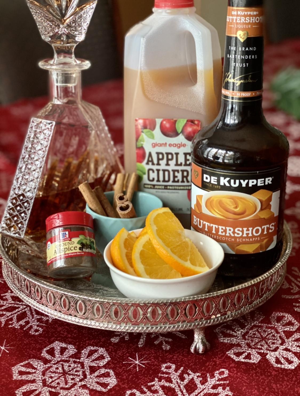 Phil's Simple Butterscotch Apple Cider