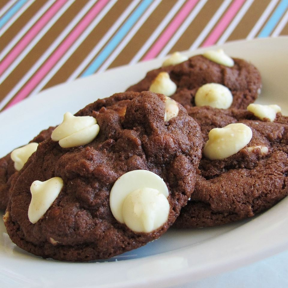 White Chip Chocolate Cookies KATCOLTER