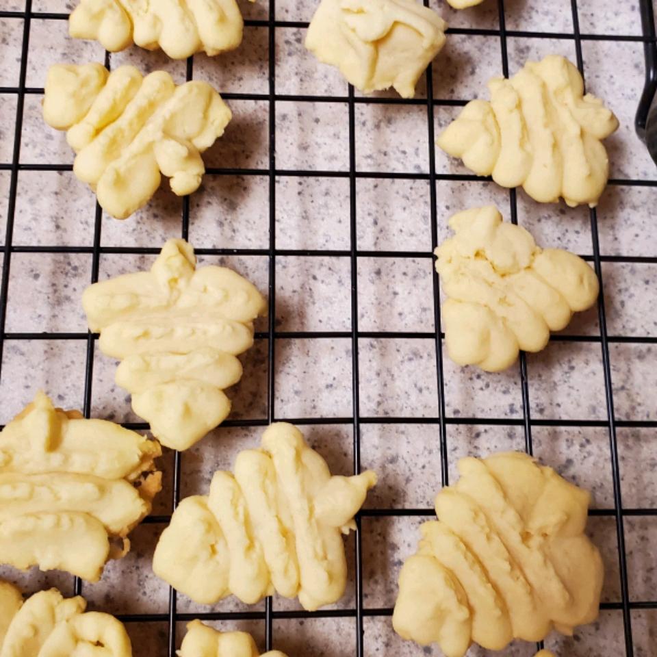Cookie Press Shortbread LeeAnna Bohnert