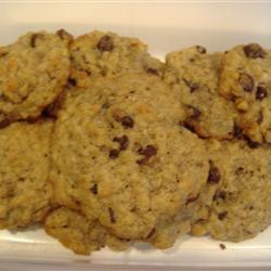 Banana Oatmeal Cookies I sixkyej