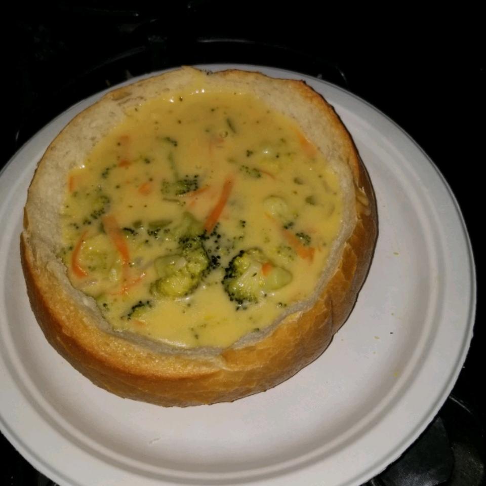 Cream of Broccoli Soup II Lady Lu