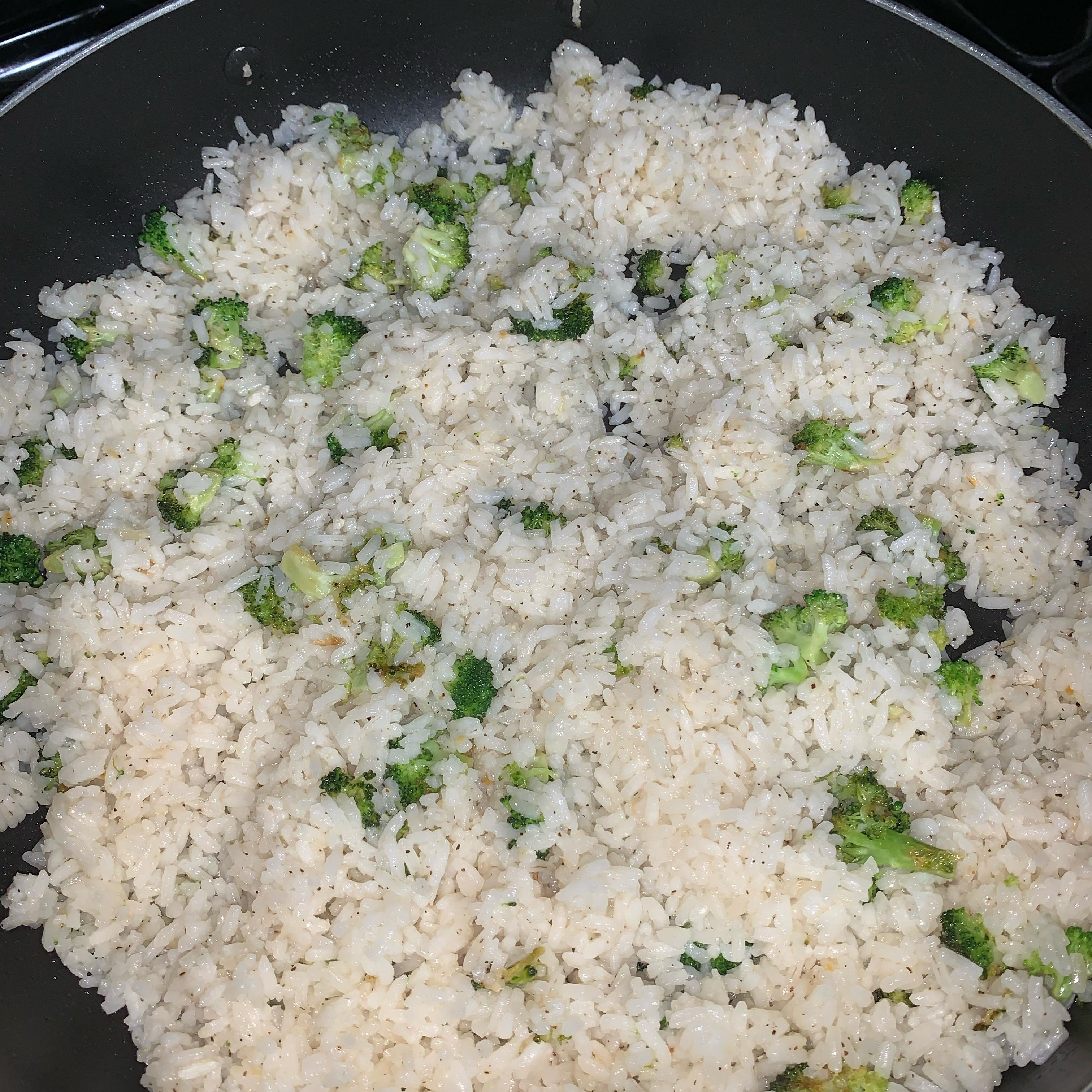 Garlic Rice Ed Seutter