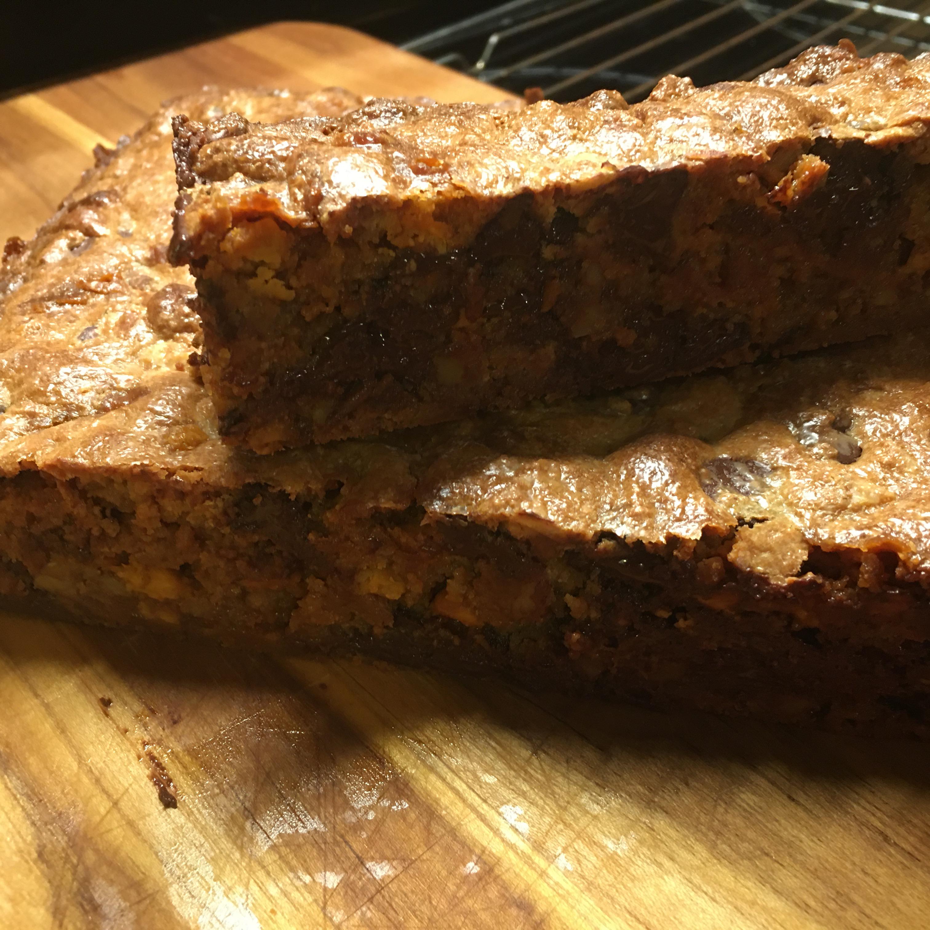 Chocolate Butterscotch Squares