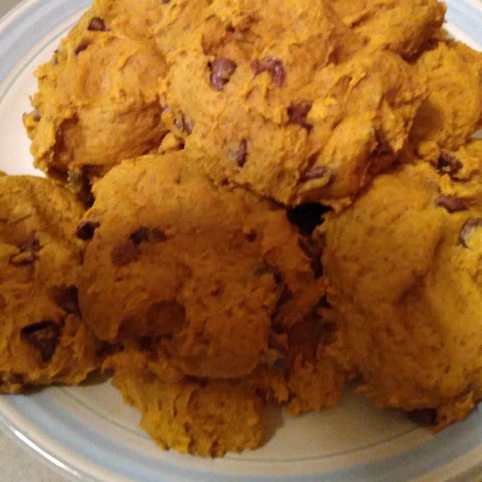 Pumpkin Pie Cookies Samatha Kinney