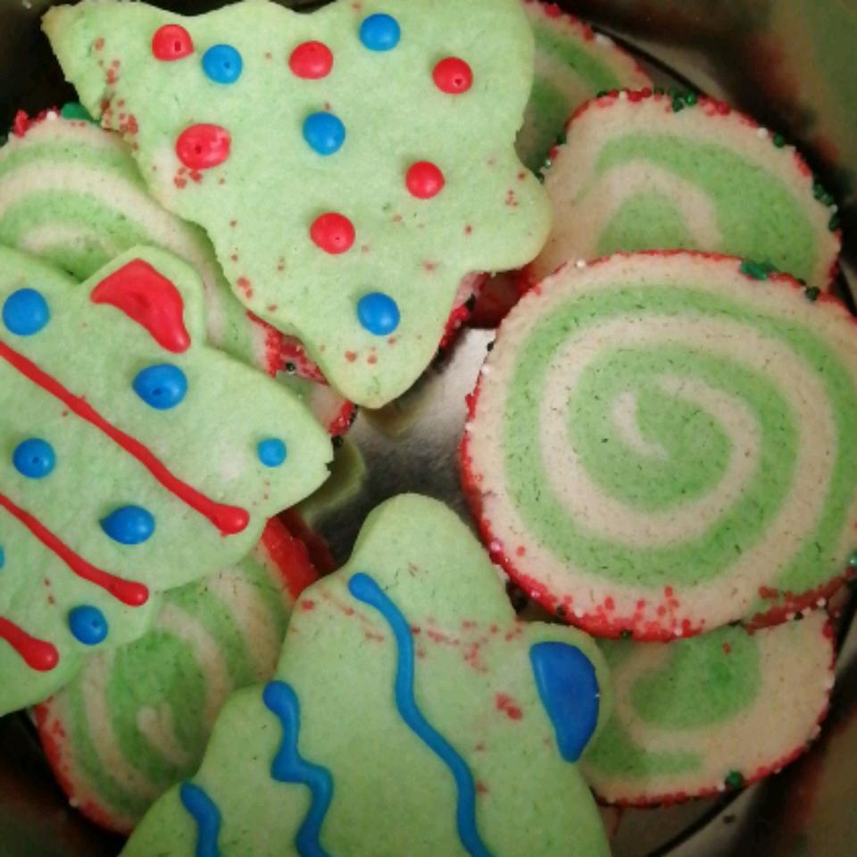 The Best Rolled Sugar Cookies skmpgoods
