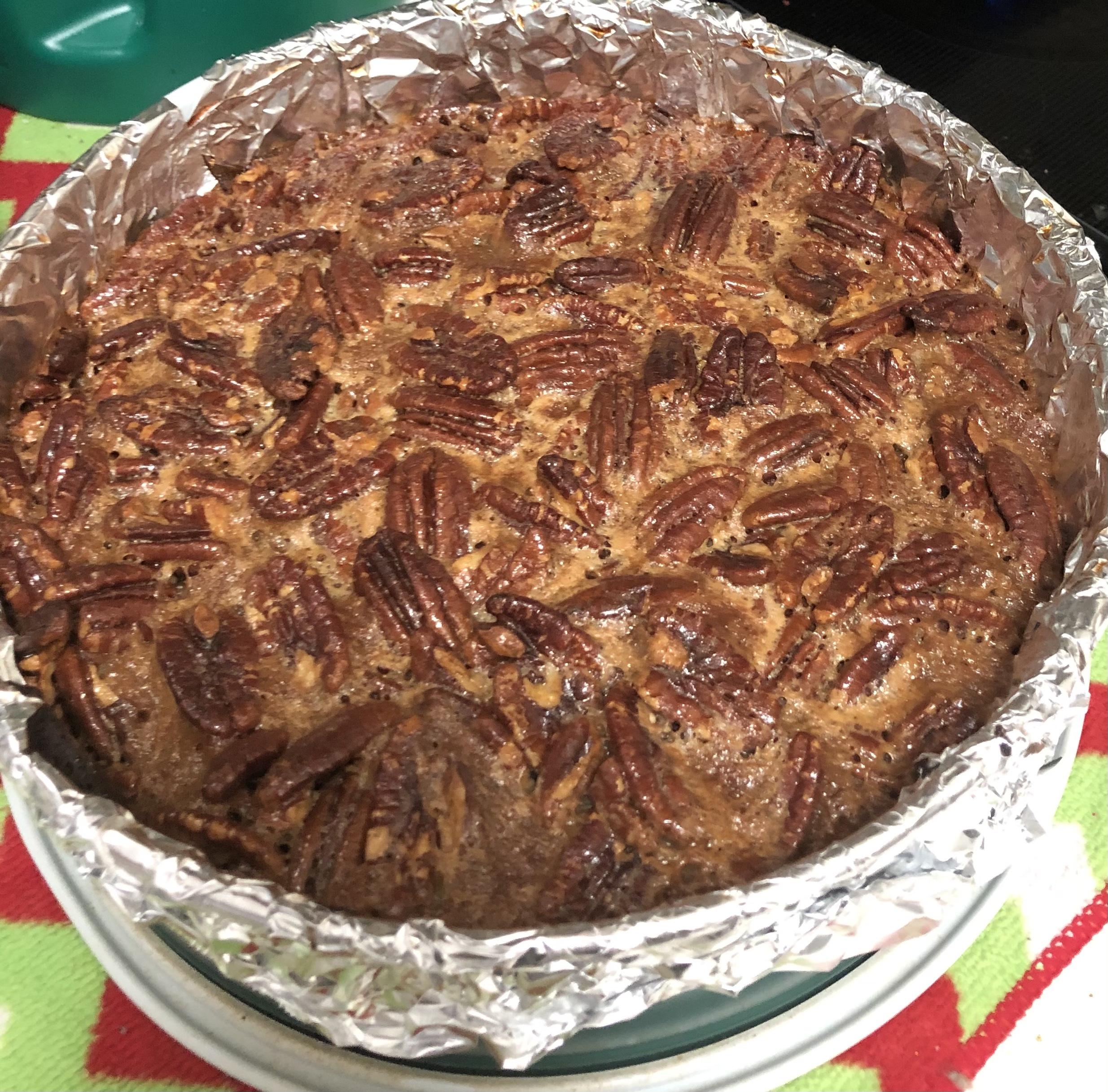 Pecan Pie Brownies THE GOOD COOK