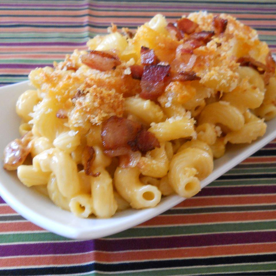 Easy Weeknight Bacon Mac 'n Cheese