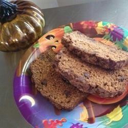Healthy Pumpkin Bread sheena
