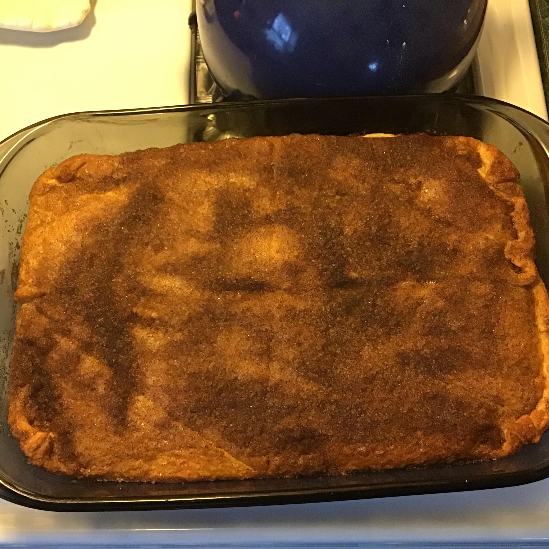 No-Fuss Cinnamon Cheesecake