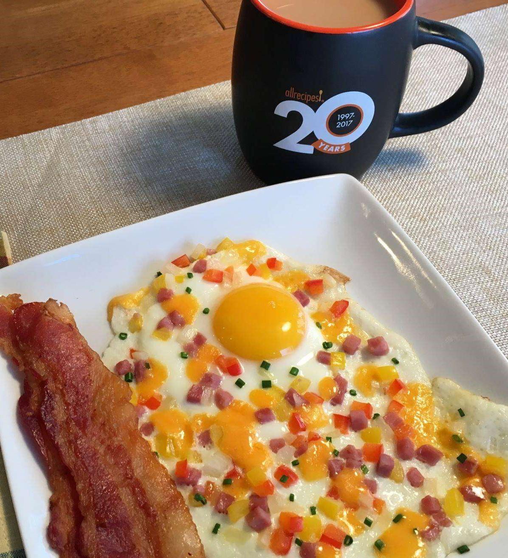 Western-Side-Up Egg Howard