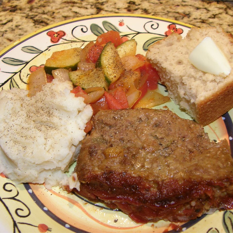 Meatloaf that Doesn't Crumble