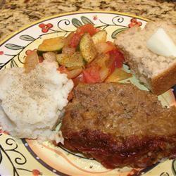 Tomato Zucchini Squash Skillet Brenda Black