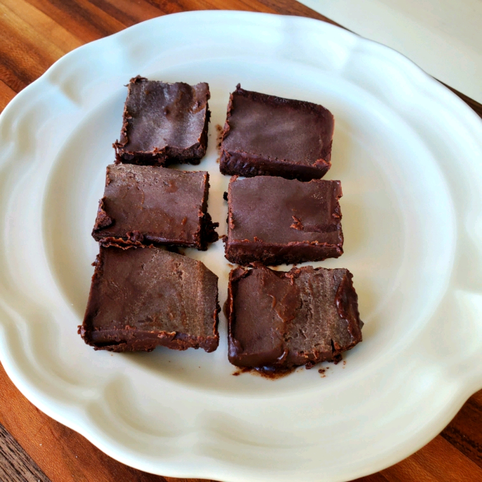 Made-in-Minutes No-Cook Fudge