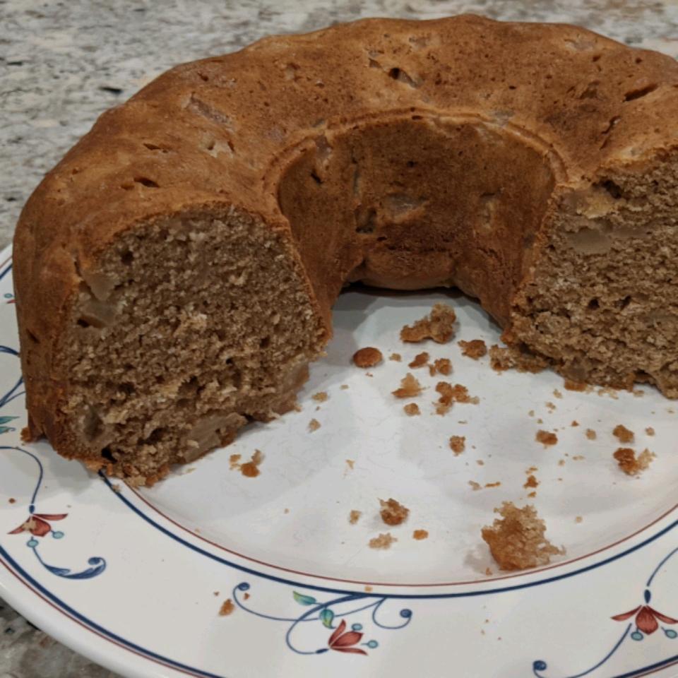 Pear Cake Jean Shelton