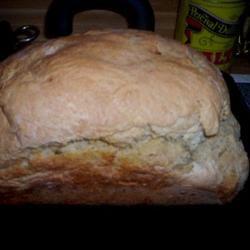 Salt Rising Bread Tanaquil