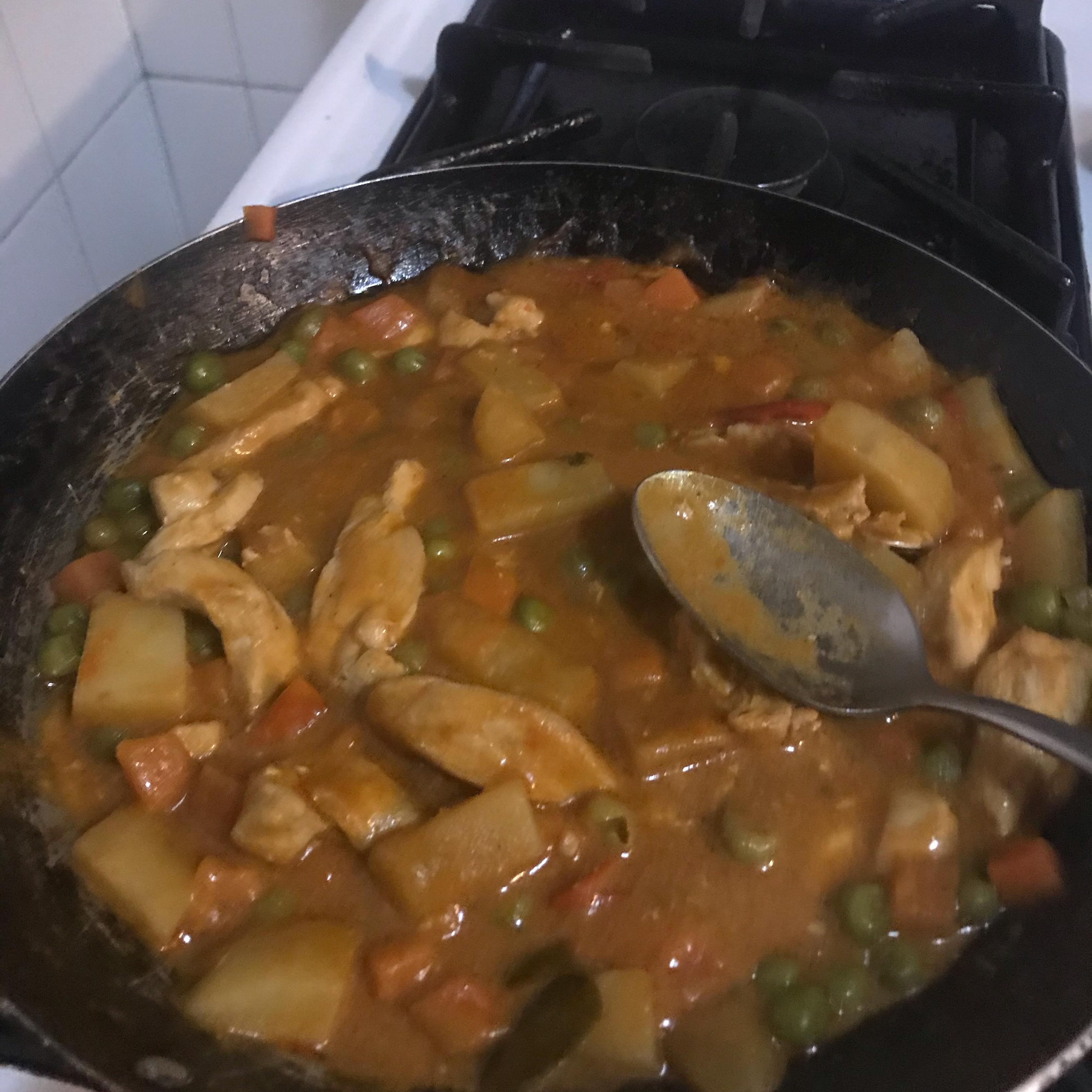 Panang Curry SeKaiSama
