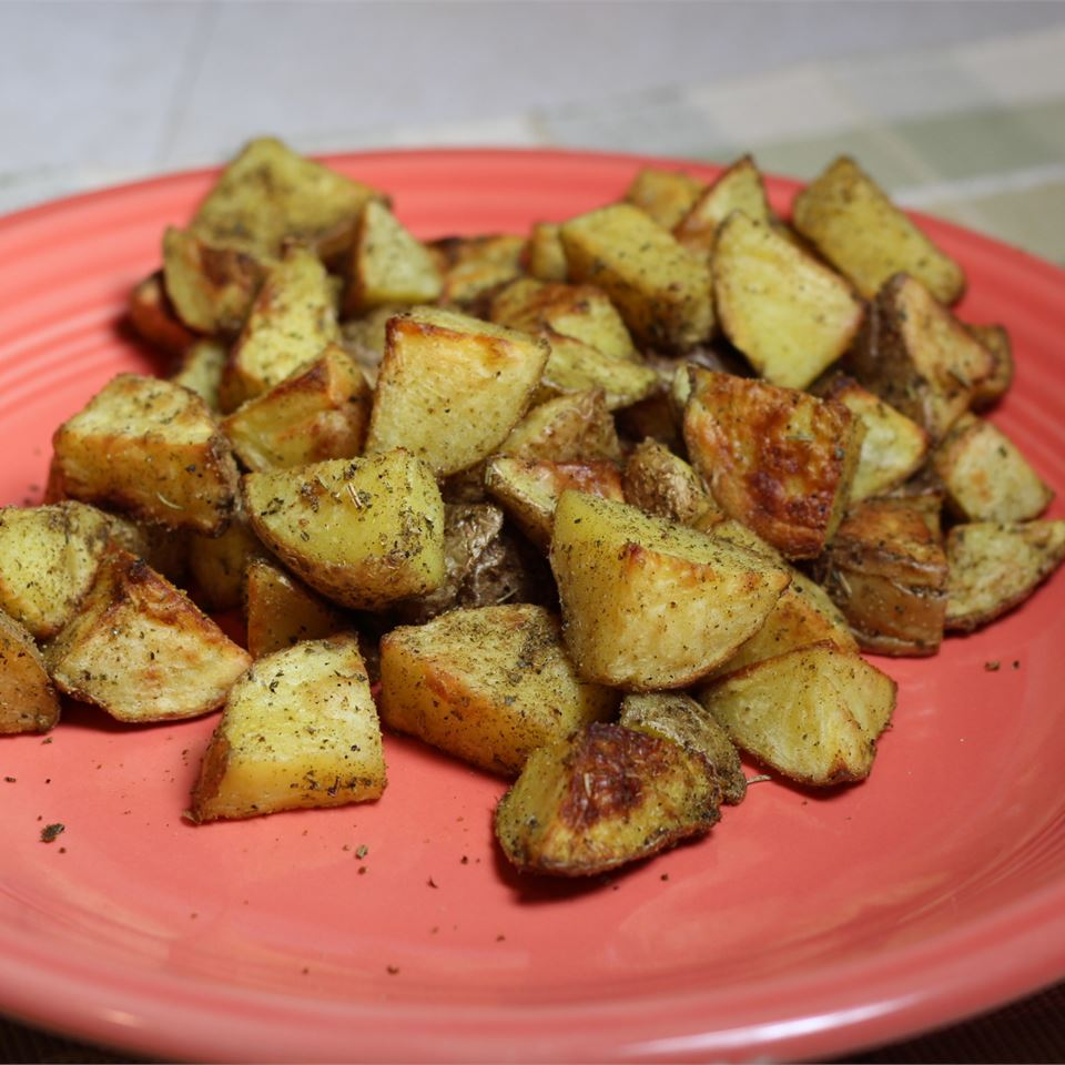 Baked Rosa Maria Fries