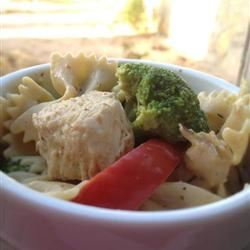 Roasted Garlic Chicken Penne My Hot Southern Mess