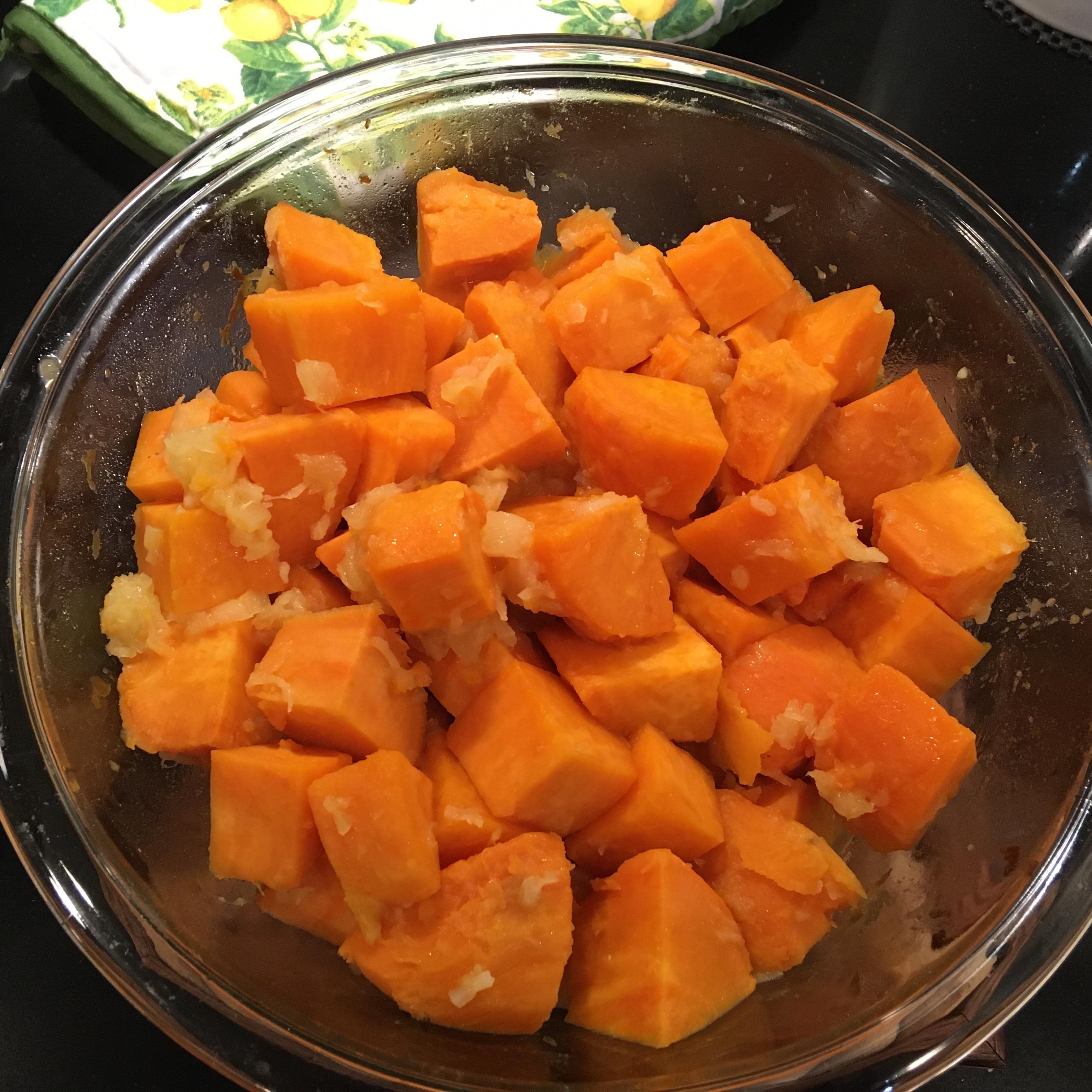 Sweet Potato Pineapple Casserole Creative Cook