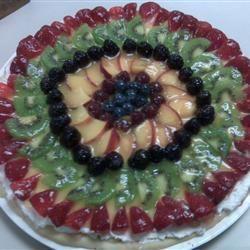 Fruit Pizza II Laura