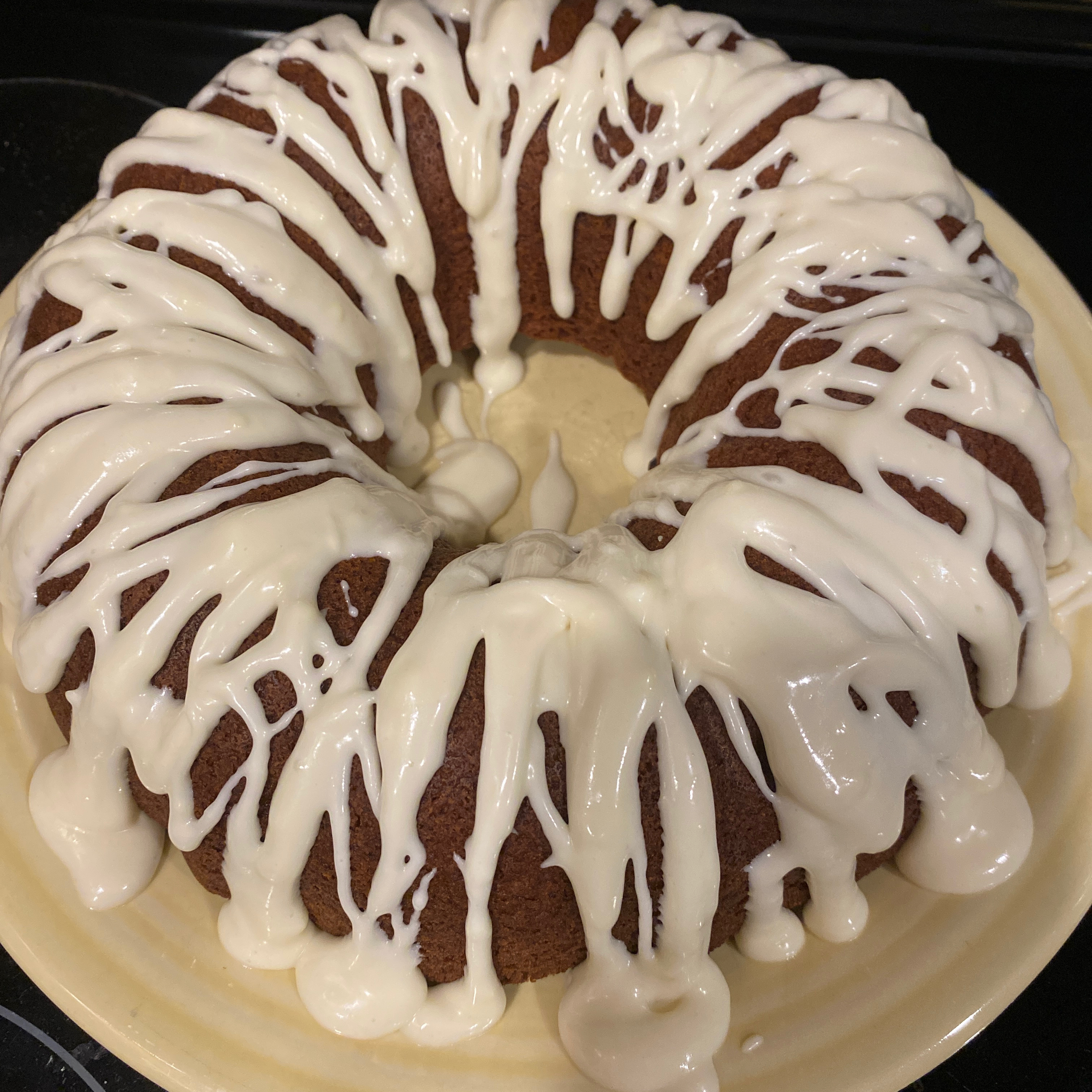 Carrot Cake with Cream Cheese Icing from Egg Farmers of Ontario