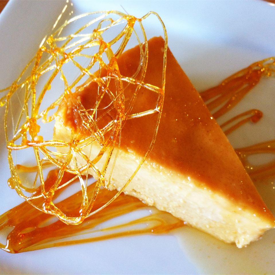 Mango Pudding (Flan de Mango) LatinaCook