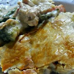 Easy Weeknight Chicken Pot Pie Peggi Weaver Tebben