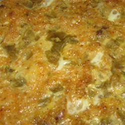 Spicy Sausage Quiche