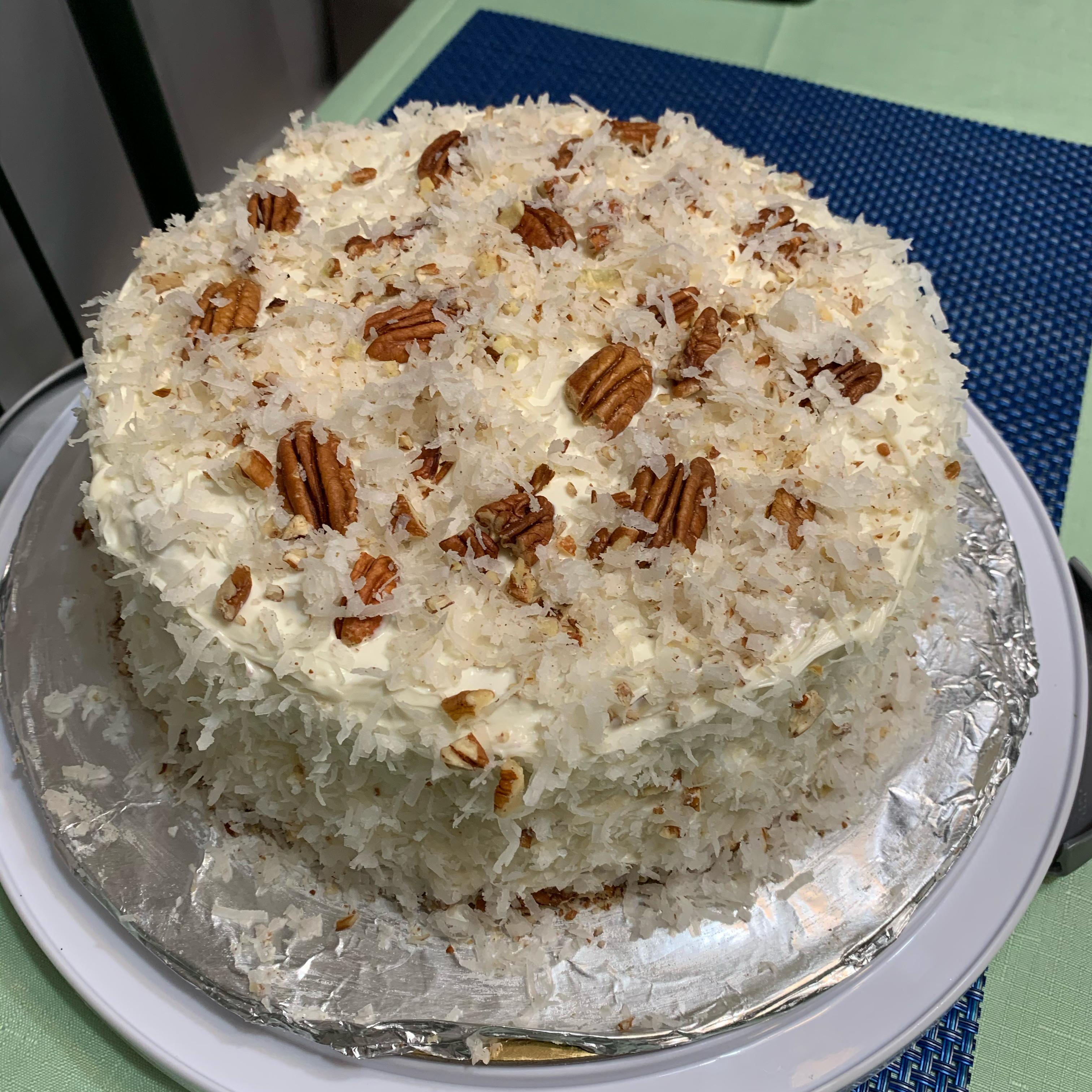White Velvet Cake I robee poole