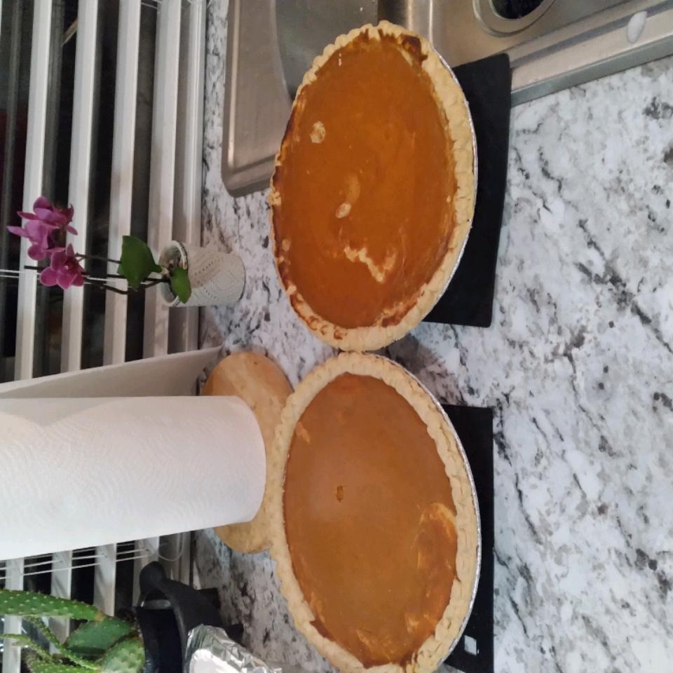 Paradise Pumpkin Pie I Harley Martin