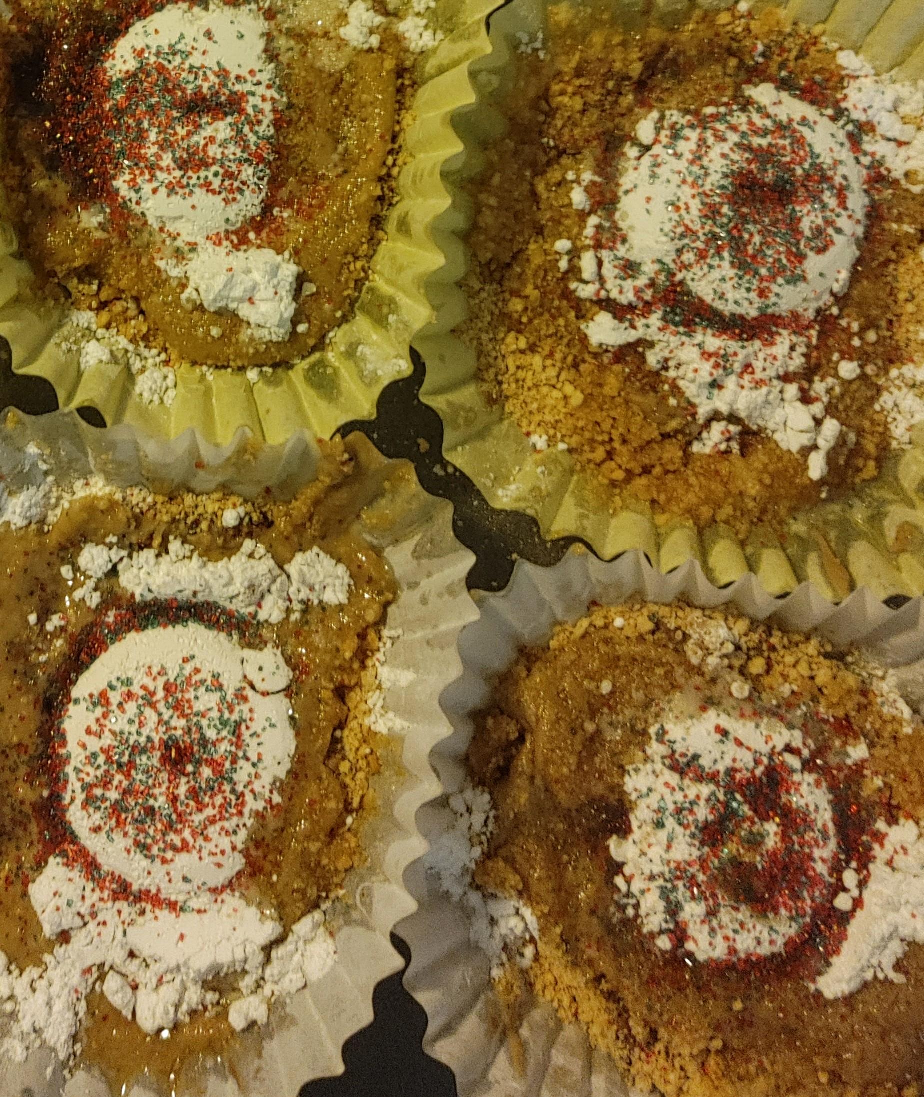 Marshmallow and Peanut Butter Dessert Jamie Seymour