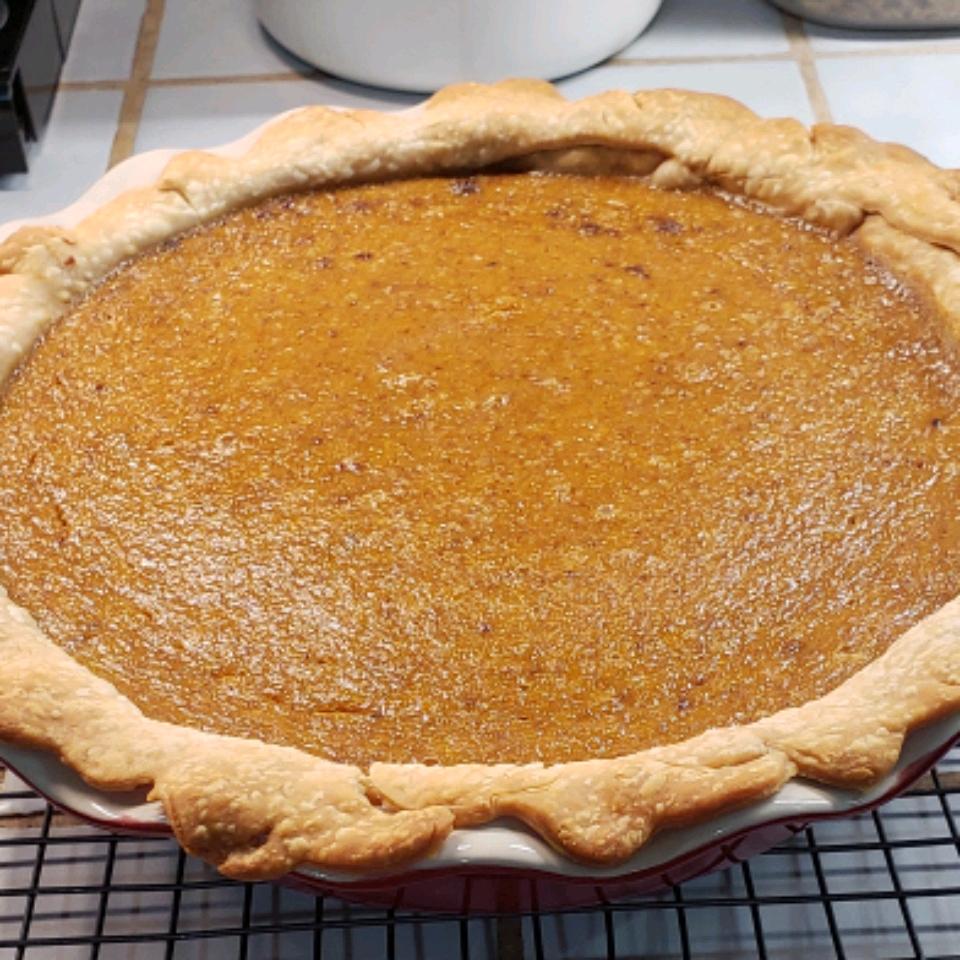 Jen's Maple Pumpkin Pie Shamor