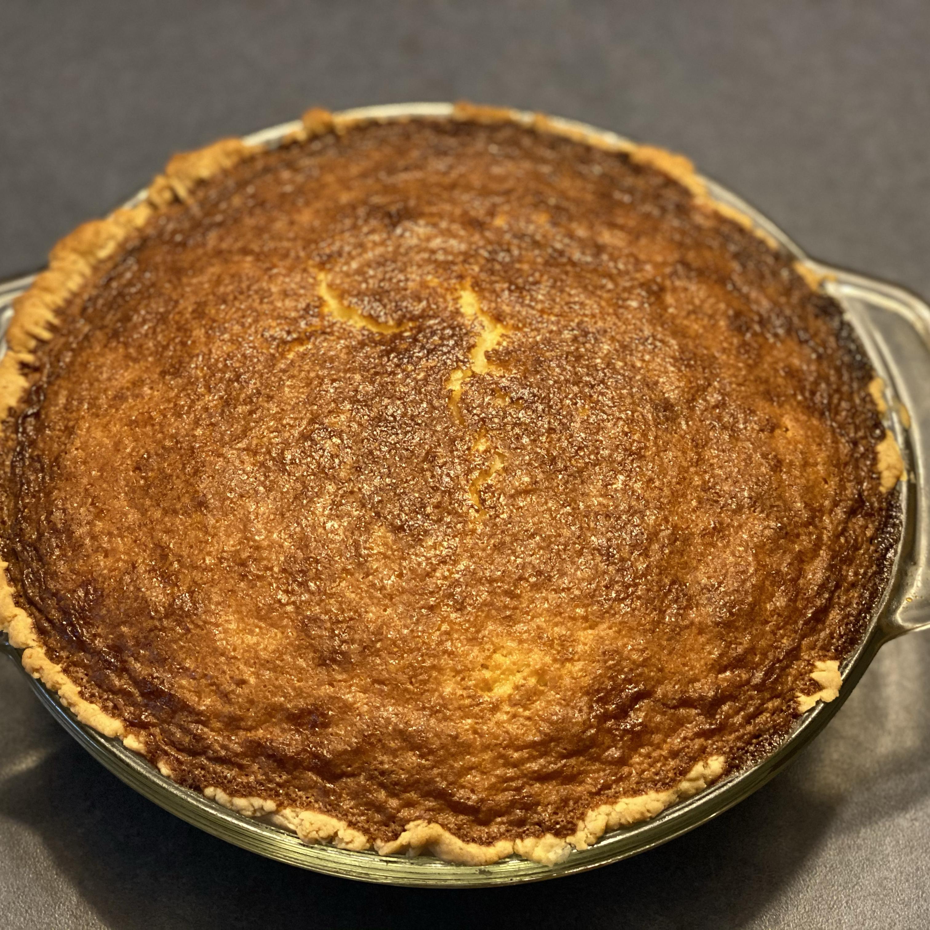 Buttermilk Pie IV Lisa Ferguson