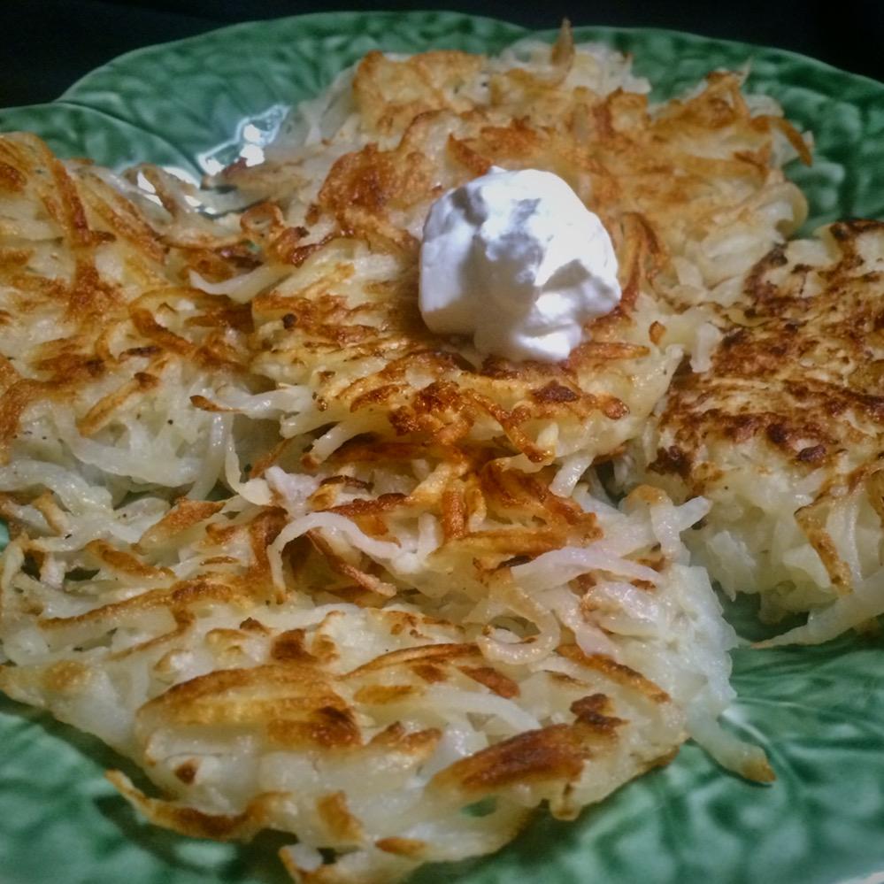 Easy Potato Pancakes