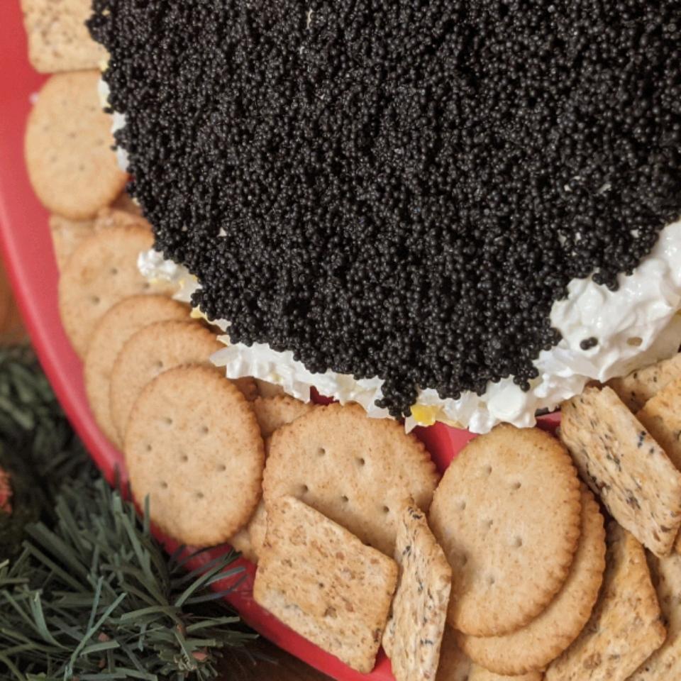 Lumpfish Caviar Pie