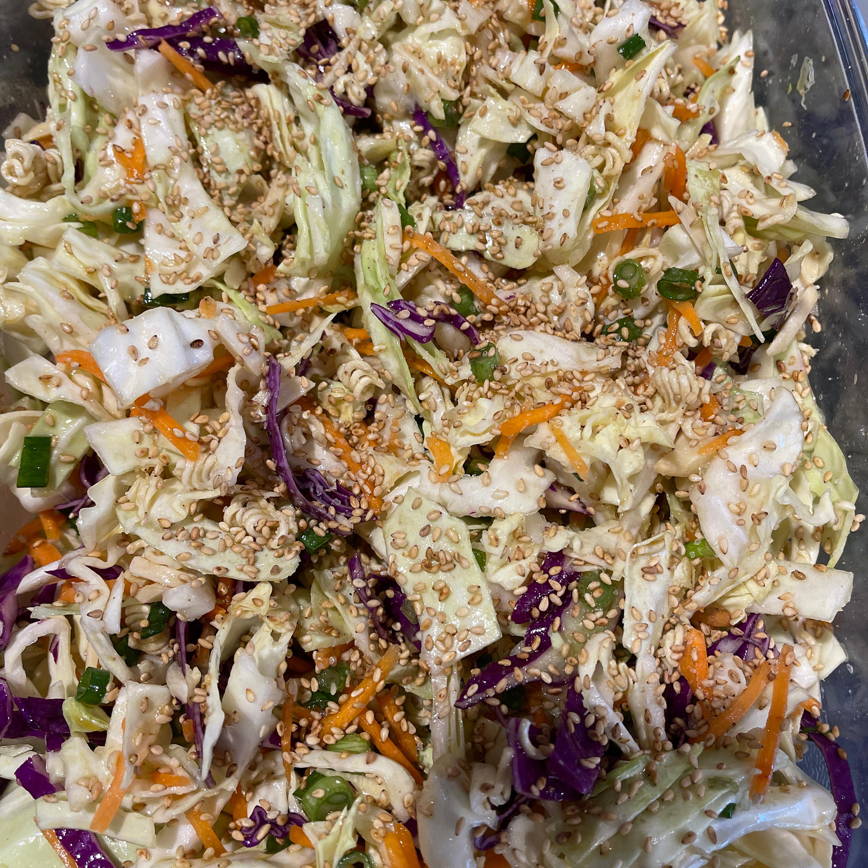 Top Ramen® Salad gingieolson