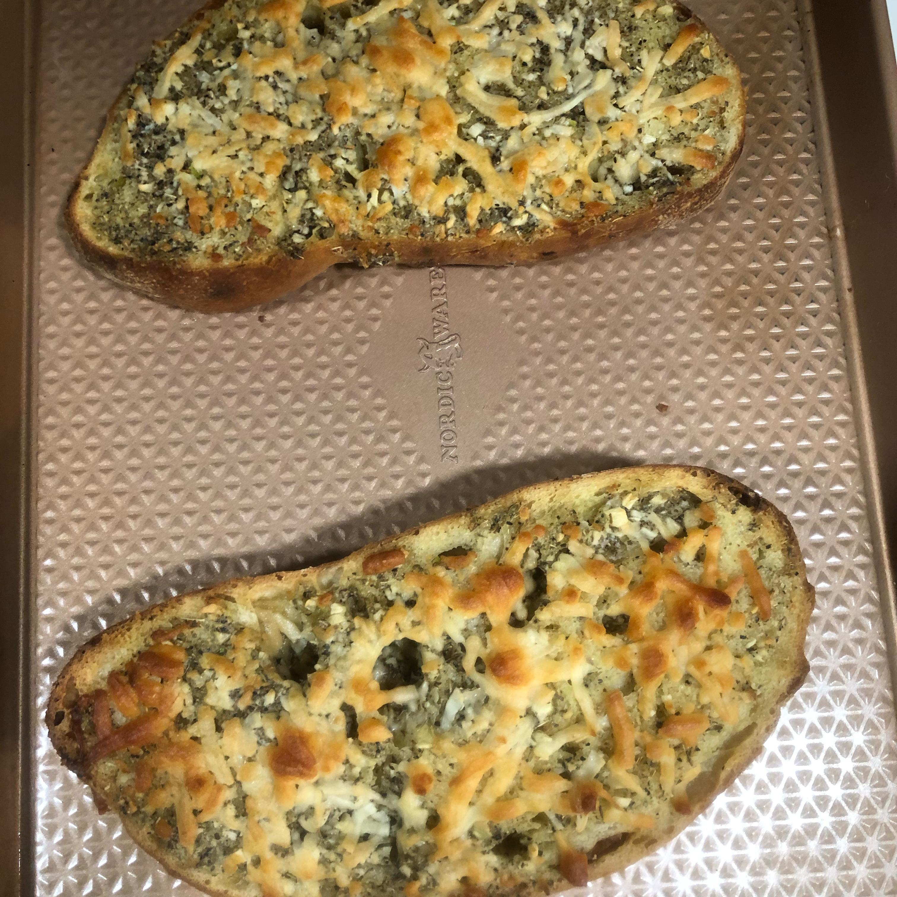 Garlic Bread Fantastique