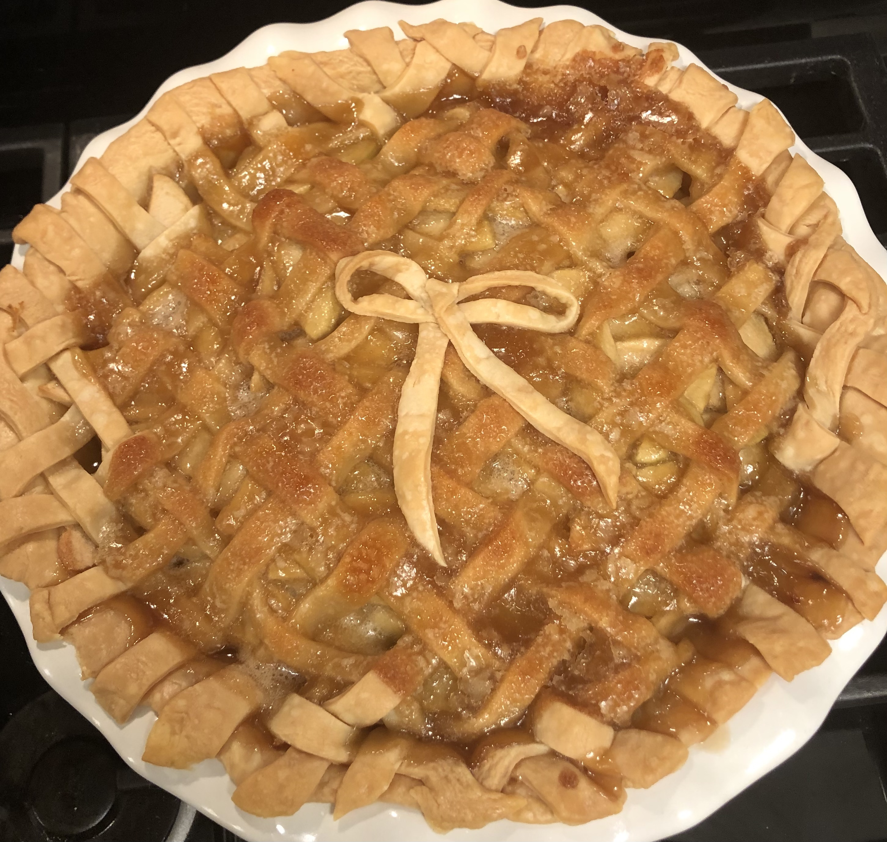 Apple Pie by Grandma Ople Carla Rodriguez Crupnick