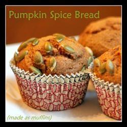 Pumpkin Spice Bread Jennifer Baker