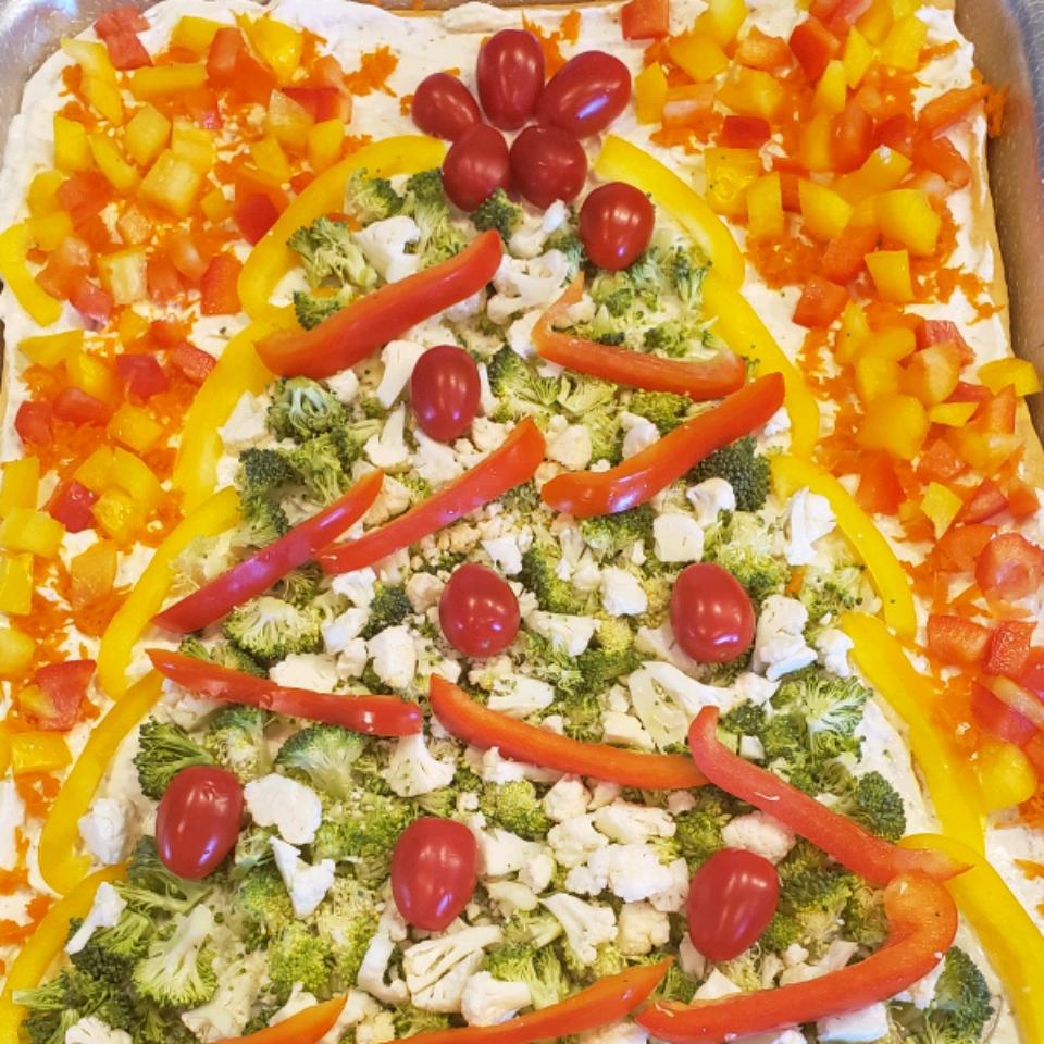Veggie Pizza Jill Malan-Britt