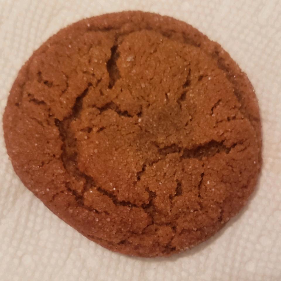 Molasses Sugar Cookies imipter