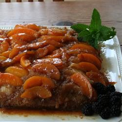 Cottage Pudding - Upside Down Cake