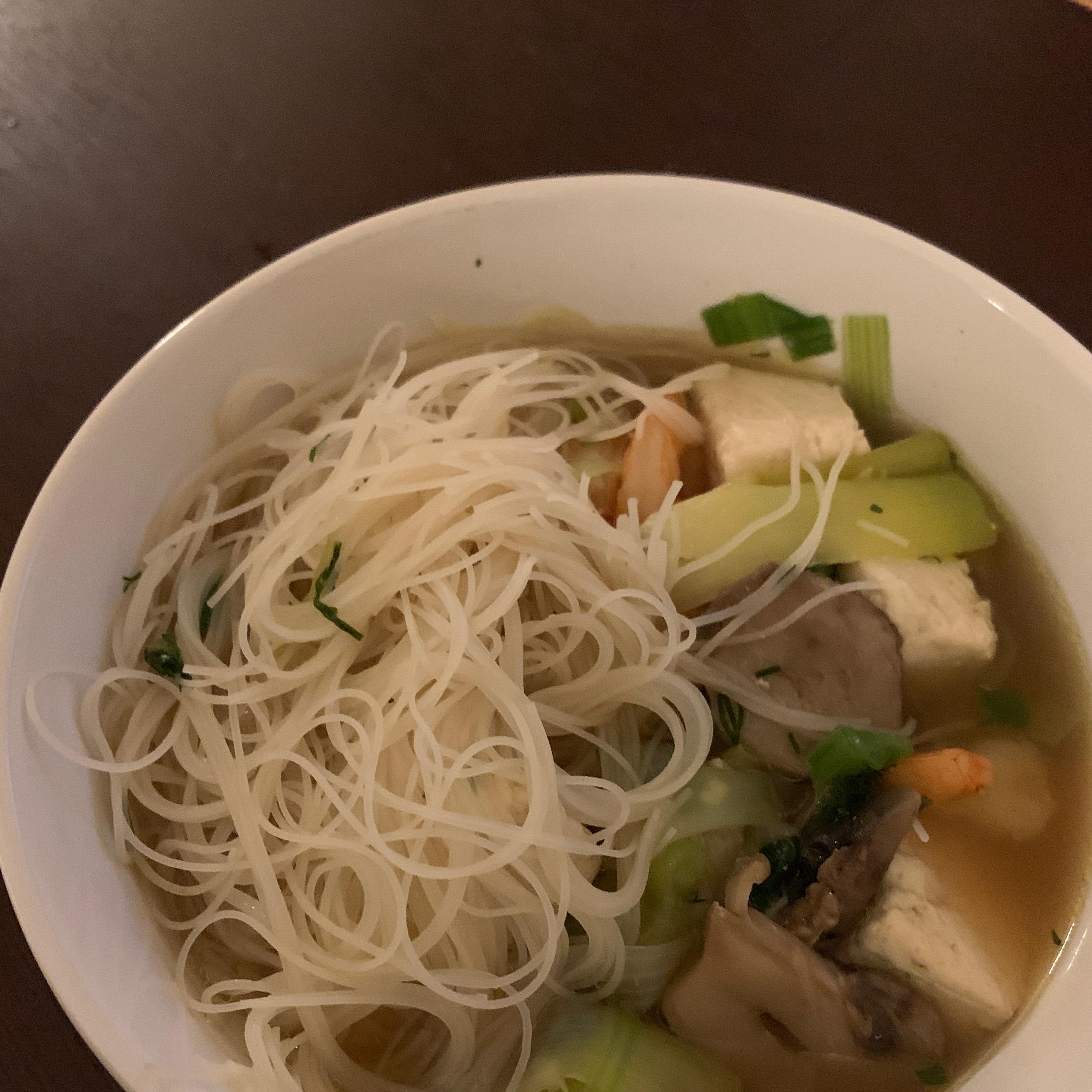Shrimp Soup rachel