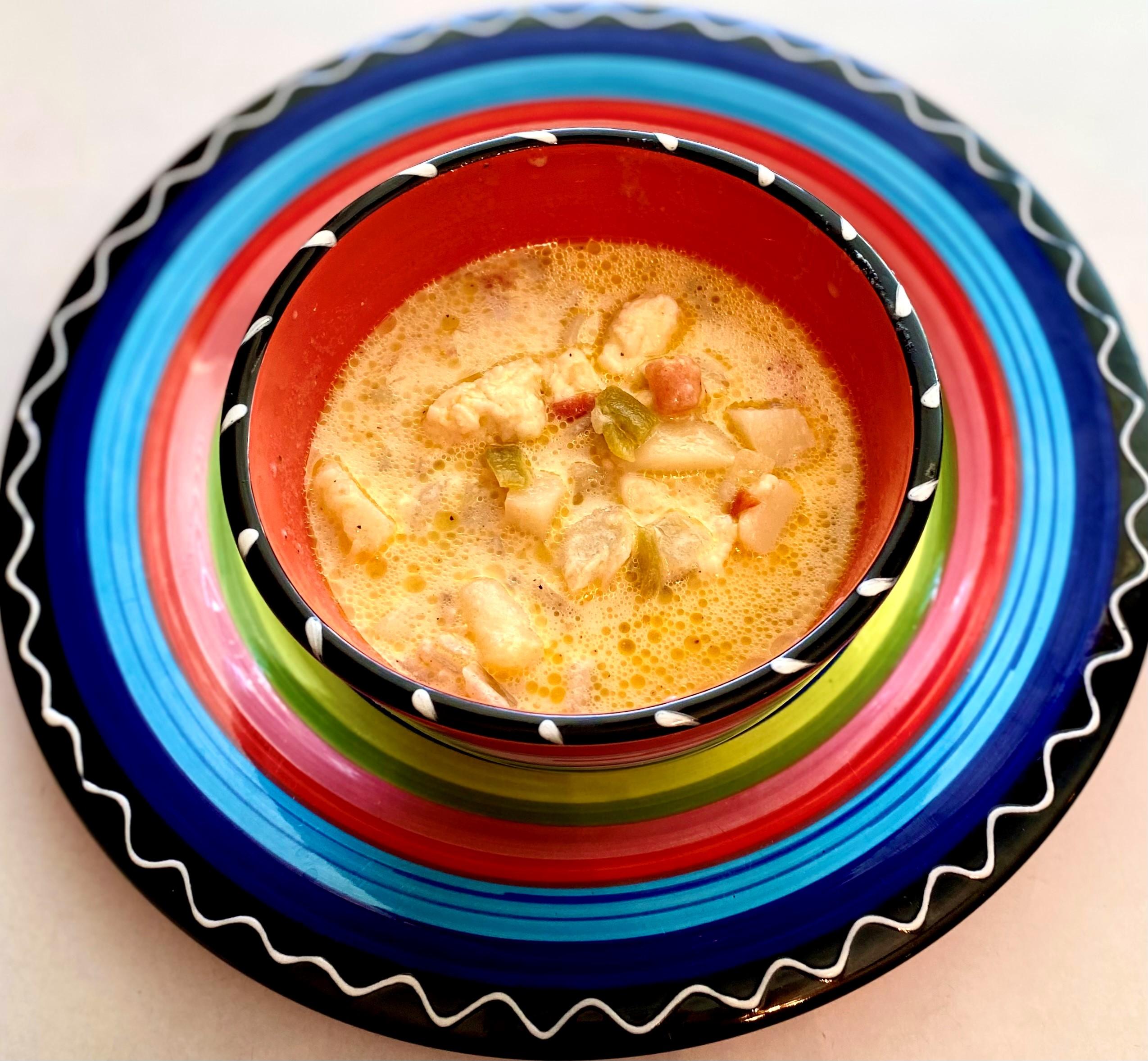 Queso Fresco Soup