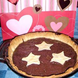 Easy Chocolate Tofu Pie mammak