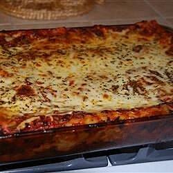 convenient vegetarian lasagna recipe