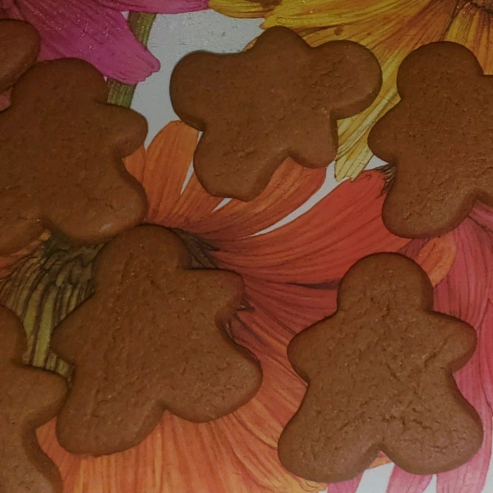 McCormick® Gingerbread Men Cookies