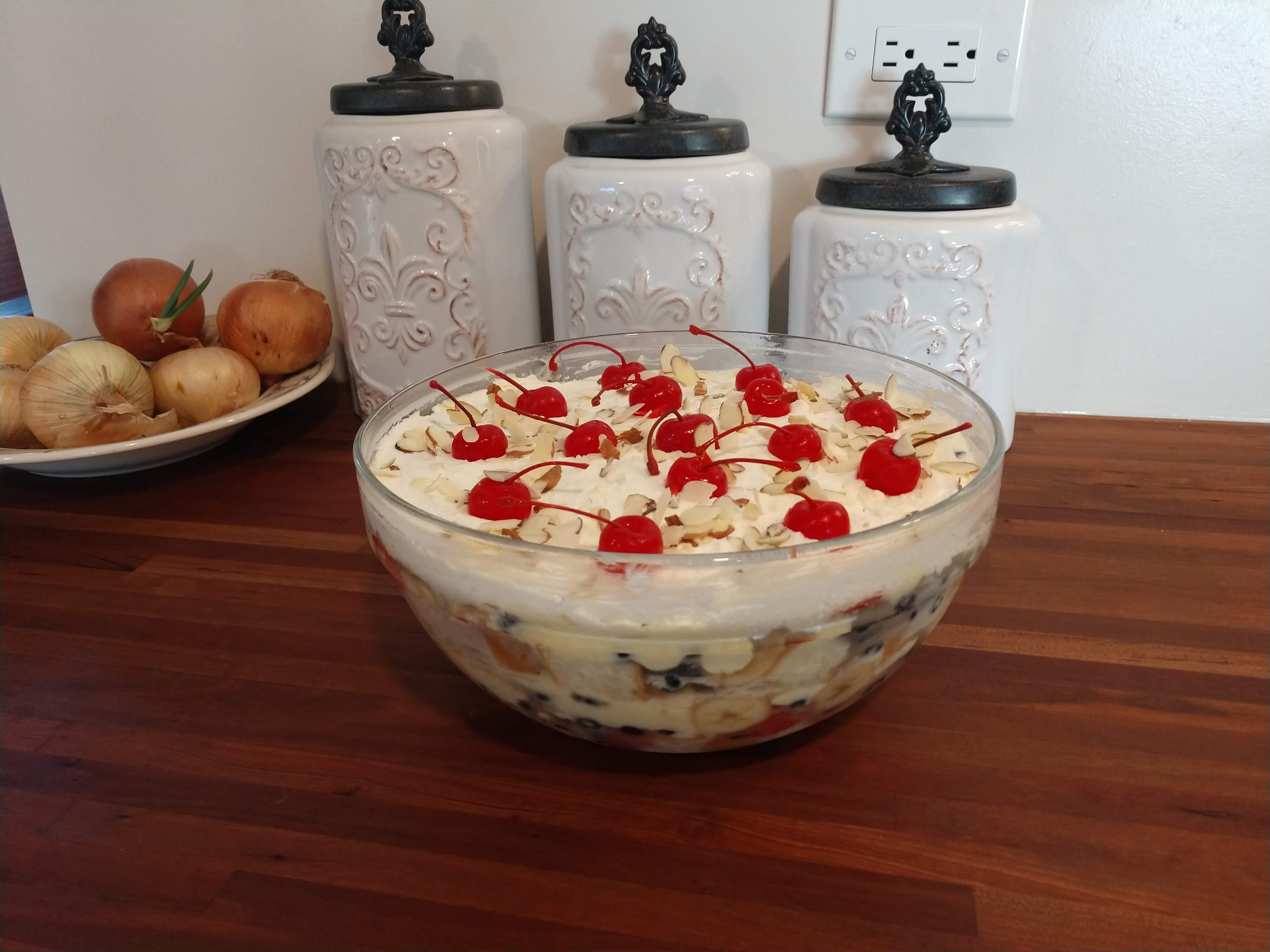 English Trifle